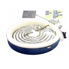 Электро конфорка 165 мм 1200Вт для стеклокерамической плиты (универсальная)