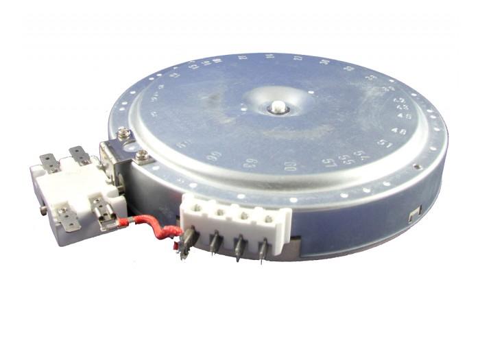 Электро конфорка 165 мм 1200Вт для стеклокерамической плиты FL-165