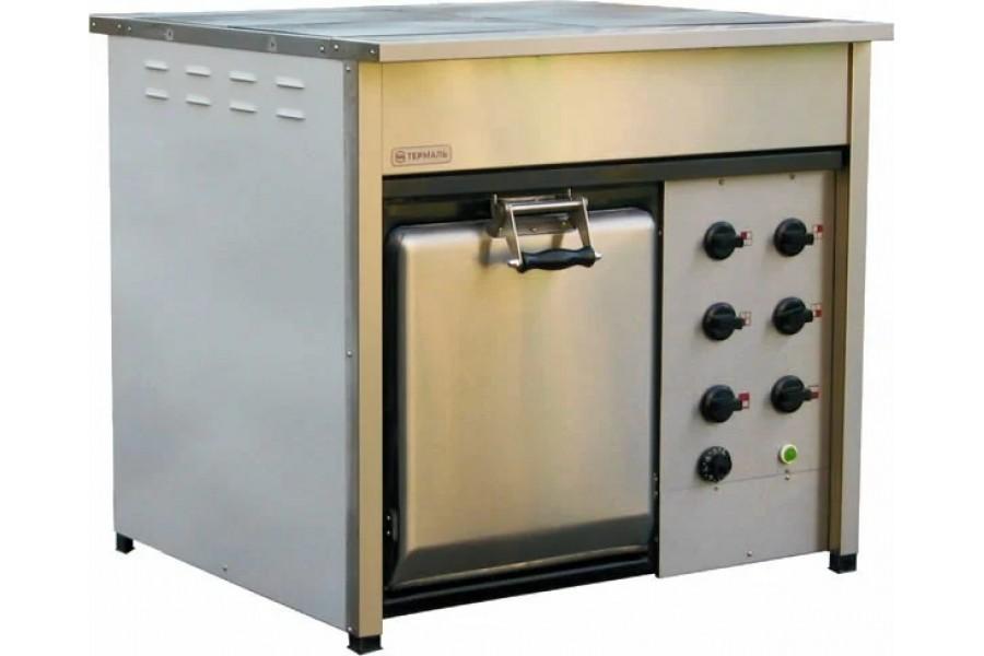 Инструкция по эксплуатации для промышленной плиты ПЭЖ-4
