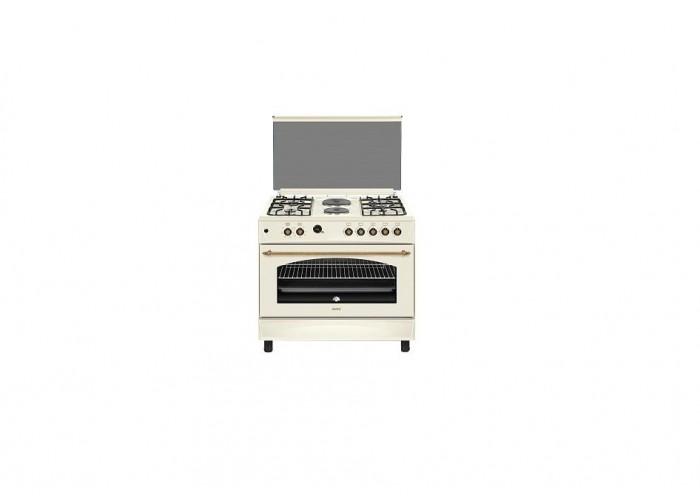 Запчасти для плиты AVEX FEG 9421 YR - конфорки, переключатели, провода, лампы