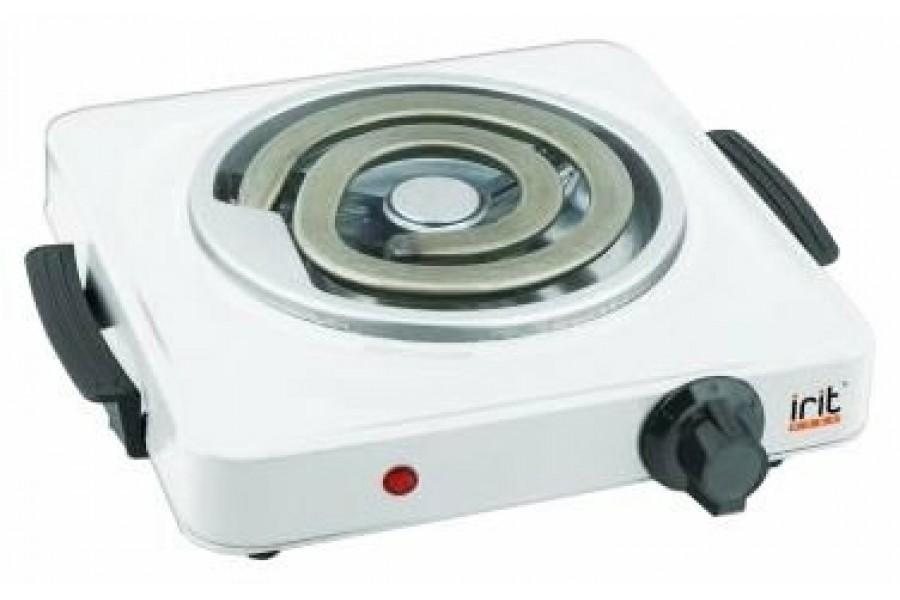 Инструкция по эксплуатации для переносной плиты Irit IR-8100, 8300