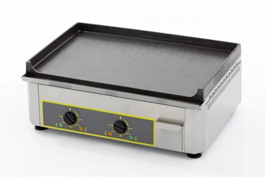 Инструкция по эксплуатации для жарочной поверхности ROLLER GRILL PSF 400, 600 E