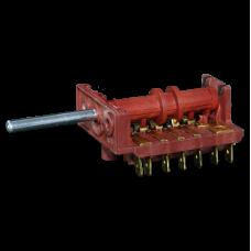 Переключатель для духовки ПМ-3, вал 39,5 мм