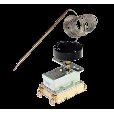 Терморегулятор TECASA T32-06 50-350° 20А (2-х полюсный) с ручкой в комплекте WK190317