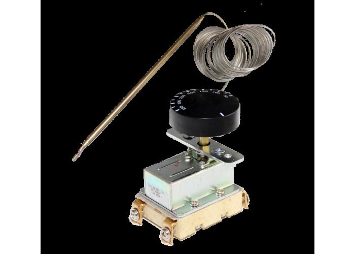 Терморегулятор TECASA T32-06 50-350° 20А (2-х полюсный) с ручкой в комплекте (аналог T-32M-06)
