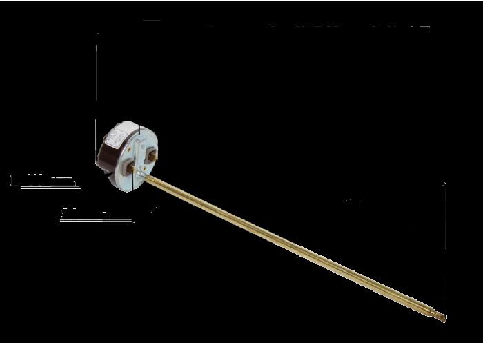 Терморегулятор стержневой тип RTM 15A 250V,  265mm  TW (Thermowatt)