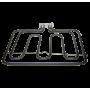 ТЭН верхний 2,5 кВт для духовки электроплиты Ardo