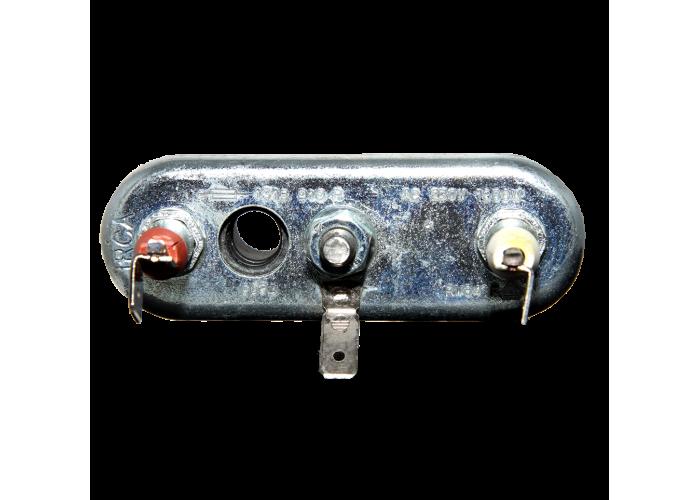 Тэн с изгибом для стиральной машины 1800 W 240 мм  (с отверстием под датчик)