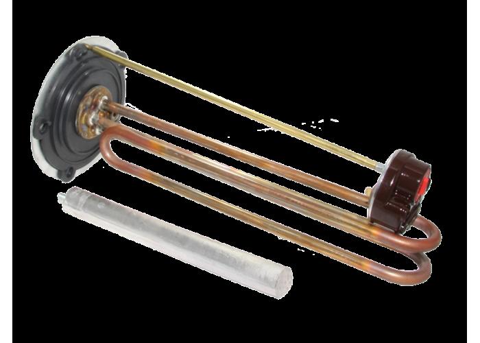 Комплект ТЭНов RCF PA для ремонта водонагревателя Термекс  2000Вт/230В