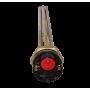 ТЭН для водонагревателей изогнутый в комплекте с терморегулятором 15 А, 3 кВт, THERMOWATT