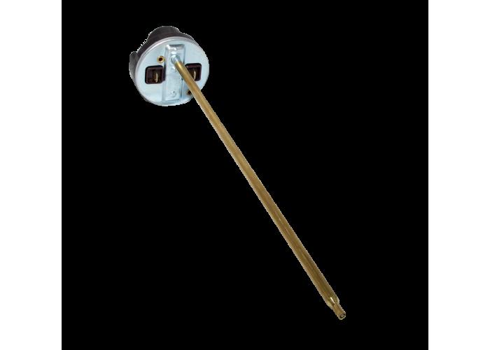 ТЭН для водонагревателей в комплекте с терморегулятором 2 кВт, (с креплением под анод М6)
