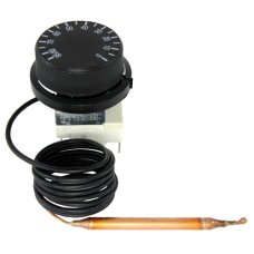 Терморегулятор WYF85Z  F1801624 ROHS 0°C - 85°C с ручкой
