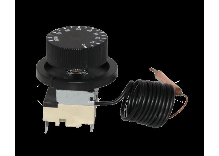 Терморегулятор WZA-85E  0°C - 85°C 16A с ручкой в комплекте