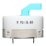 Терморегулятор стержневой тип RTS 20A 250V, 275mm TW (Thermowatt)