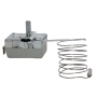 Терморегулятор 50-300°С 3H300G-C2 16A/400V (2-х контактный)