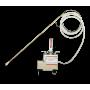 Терморегулятор для жарочного шкафа t=320 C 16A капиллярный (термостат капилярный) WYF320 F20040888 ROSH