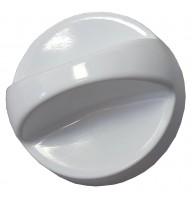 Ручка управления ЗВИ без маркировки белая