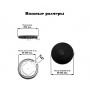 Конфорка для электроплиты 220 мм, 2 кВт, 220 В