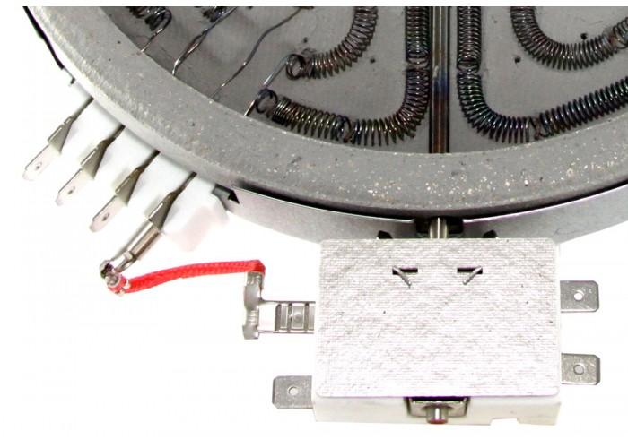 Электро конфорка 200 мм 1700Вт для стеклокерамической плиты HL-F2000C