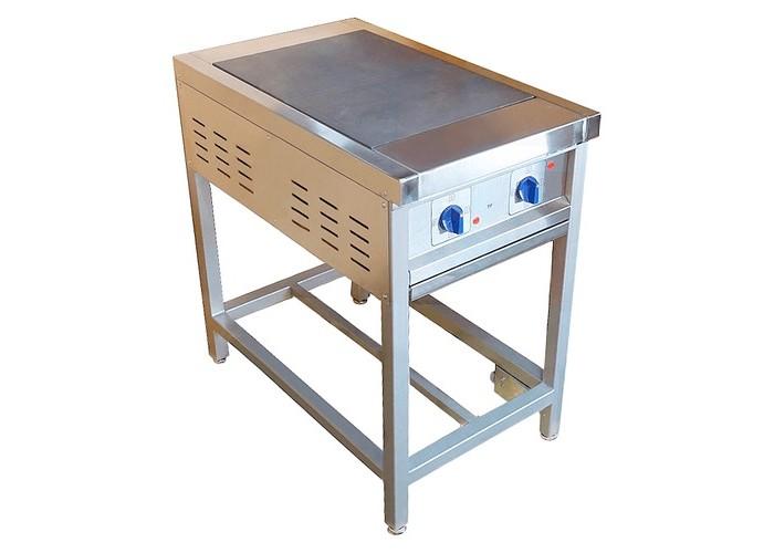 Плита промышленная электрическая напольная  ПЭ-024