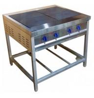 Плита промышленная электрическая напольная  ПЭ-048