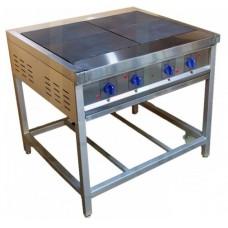 Плита промышленная электрическая настольная  ПЭ-048