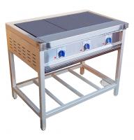 Плита промышленная электрическая напольная  ПЭ-036