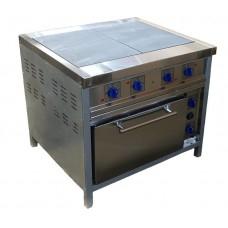 Плита промышленная электрическая настольная  ПЭ-048ЖШ