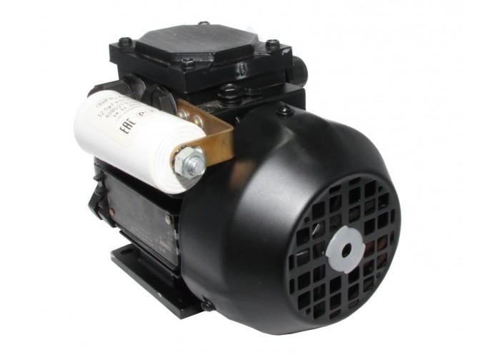 Электрический двигатель АИРЕ 56 B4  0.18кВт 1500 об/мин (однофазный 220)