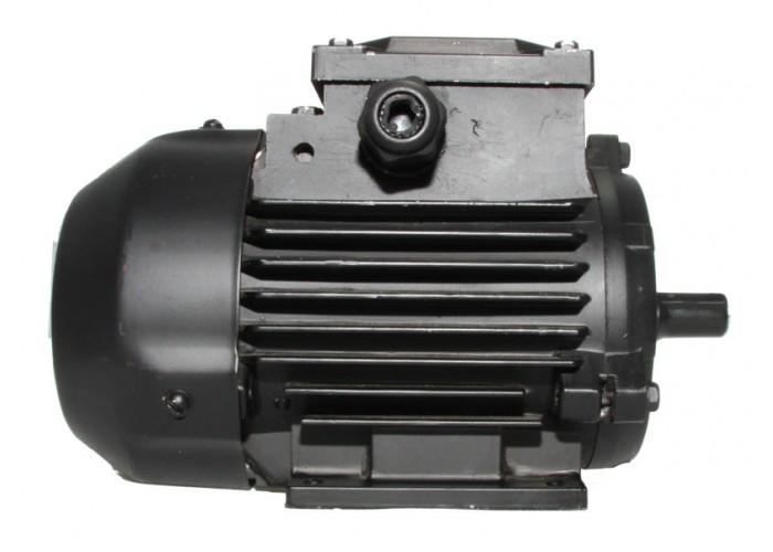 Электрический двигатель АИРЕ 56 В2  0.18кВт 3000 об/мин (однофазный 220)