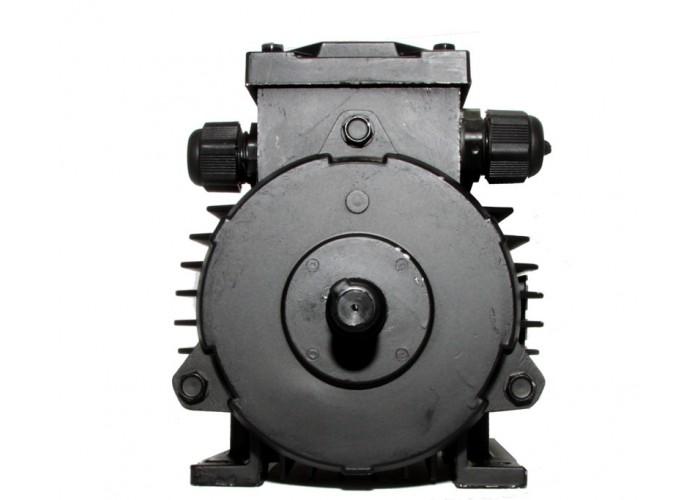 Электрический двигатель АИРЕ 63 А2  0.37кВт 3000 об/мин (однофазный 220)