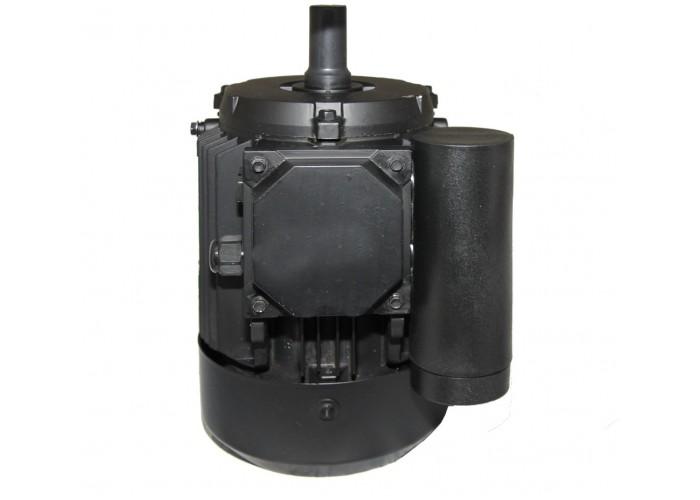 Электродвигатель АИРЕ 71 В2  0.75 кВт 3000 об/мин (однофазный 220)