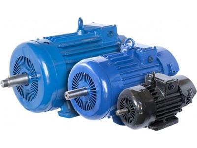 Типы крепления электродвигателей