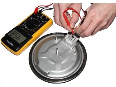 Диагностика электроплит с чугунными, стеклокерамическими электроконфорками и ТЭНами своими руками.