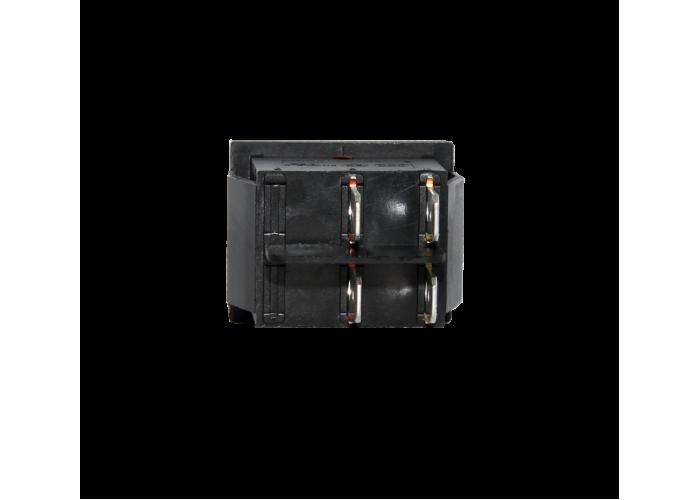 Кулисный переключатель SC767  красный