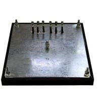 Конфорка КЭТ-0,09 для профессиональной электроплиты Abbat