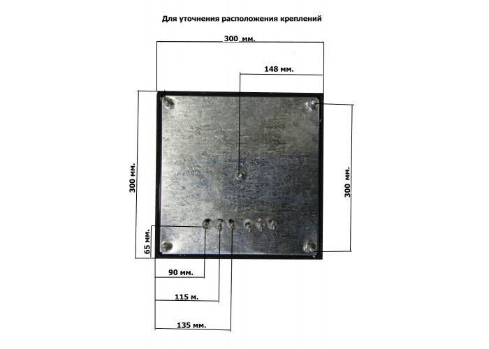 Конфорка КЭТ-0,09 для промышленной электроплиты Abbat
